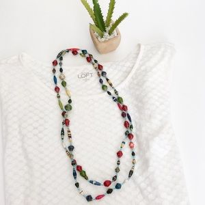 Blume Berr Bead Necklace